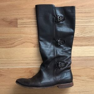 FRYE riding boots- size 8.5